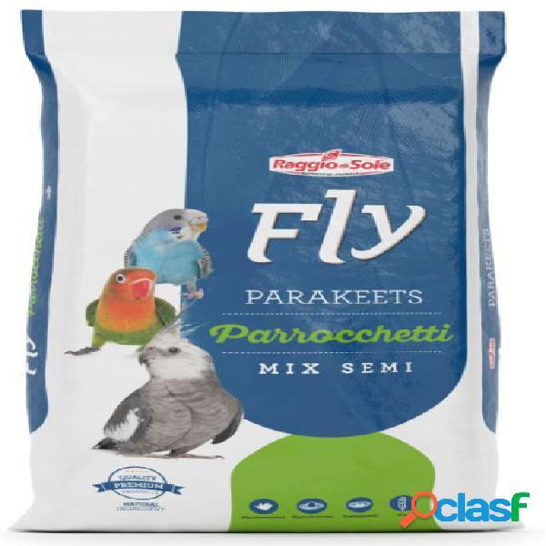 Fly hobby parakeets parrocchetti gr 850 - alimento composto