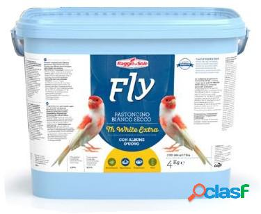 Fly th white extra patè pastoncino kg 4 alimento