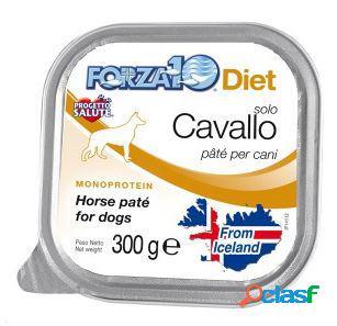 Forza10 cane solo diet pate' cavallo gr 300