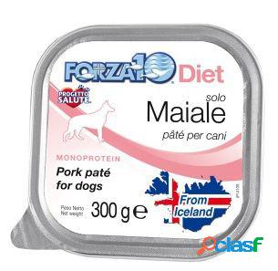 Forza10 cane solo diet pate' maiale gr 300