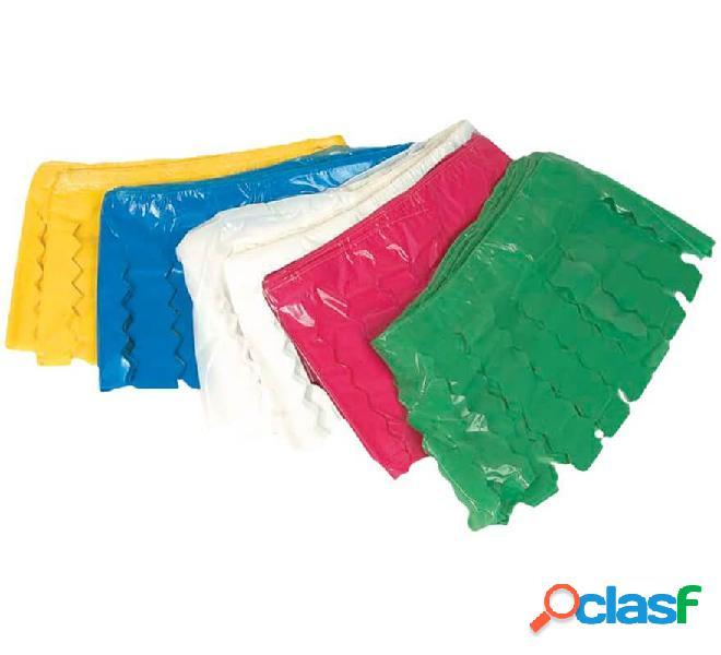 Frange di plastica in vari colori 50 m