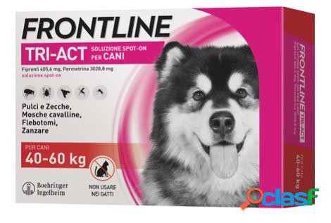 Frontline tri-act spot on xl 40-60 kg 6 pipette