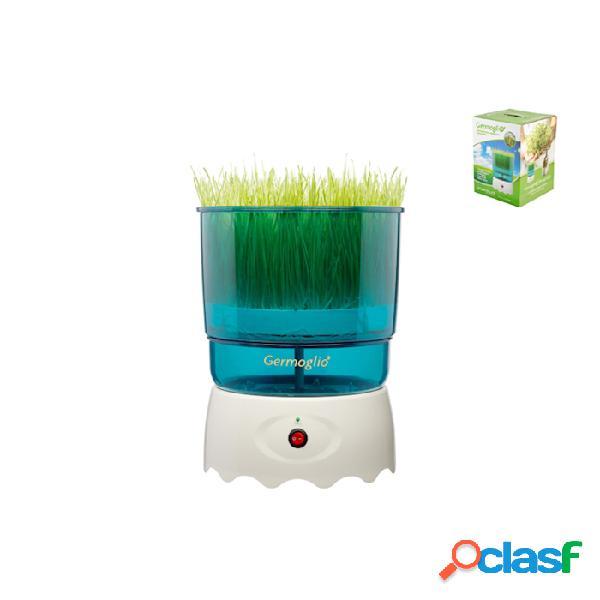 Germogliatore Germoglio In Plastica Bianca E Verde -