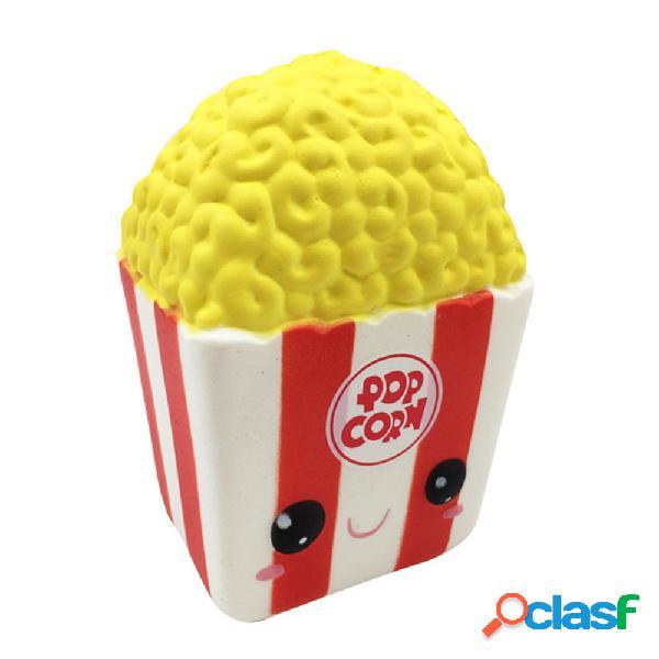 GiggleBread Popcorn Squishy Slow Rising con confezione