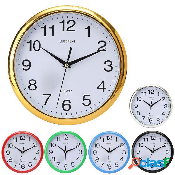Grande orologio da parete moderna rotondo dell'ornamento del