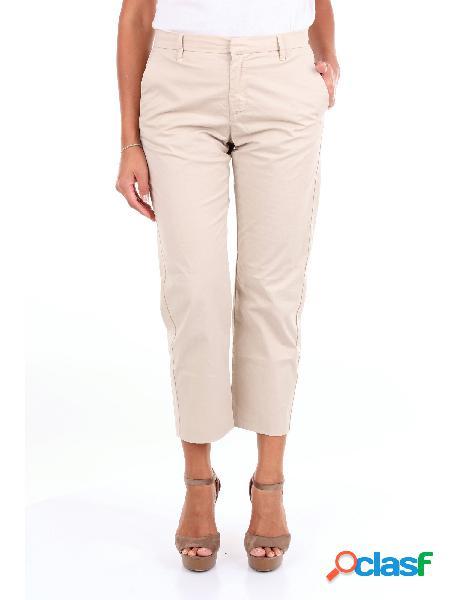 HAIKURE HAIKURE - PANTALONE Pantalone Donna Beige