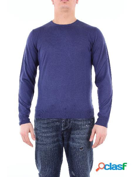 HERITAGE heritage maglia girocollo di colore nero con