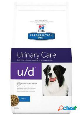 Hill's canine u/d kg.5 (cani: per la riduzione dei calcoli)
