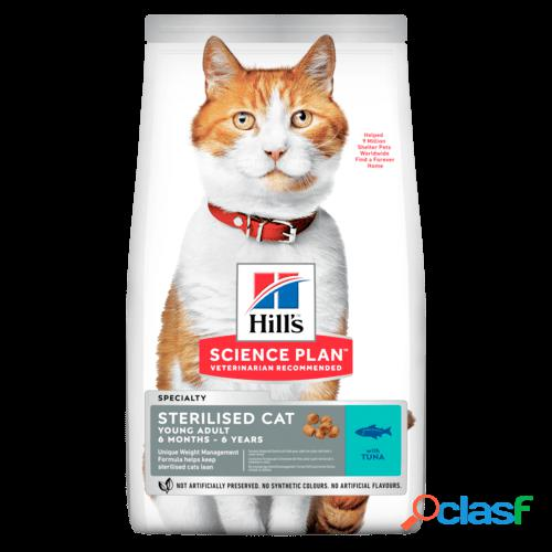 Hill's science plan feline young adult sterilized /