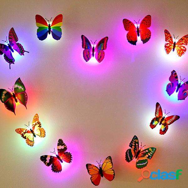Honana DX-68 Farfalla LED Night Light Lampada con