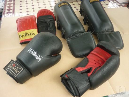 Kick boxing attrezzatura