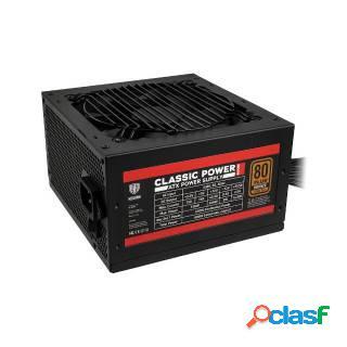 Kolink Classic 600W 80+ Bronze PFC Attivo ATX