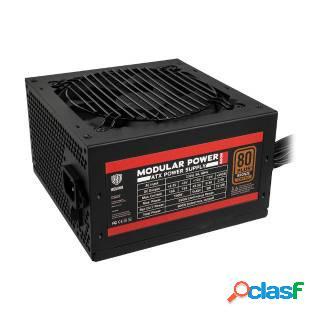 Kolink Modular Power 600W SemiModulare 80+ Bronze PFC Attivo