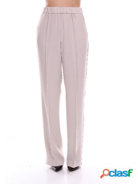 LES COPAINS LES COPAINS - PANTALONE Pantalone Donna Beige