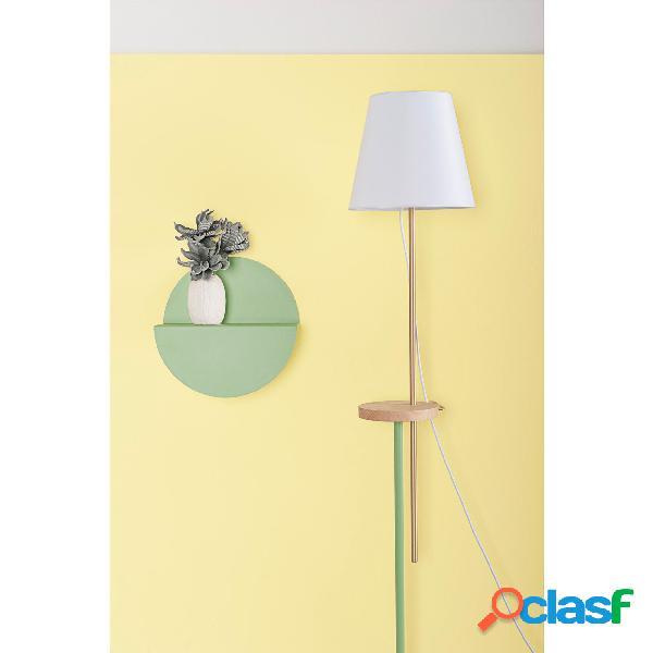 Lampada, piantana regolabile in altezza CAMILLA 30xh180 cm