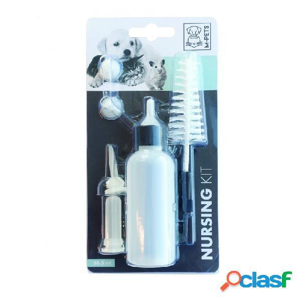 M-pets - Kit Per Allattamento Dei Cuccioli Capacità 57 Ml