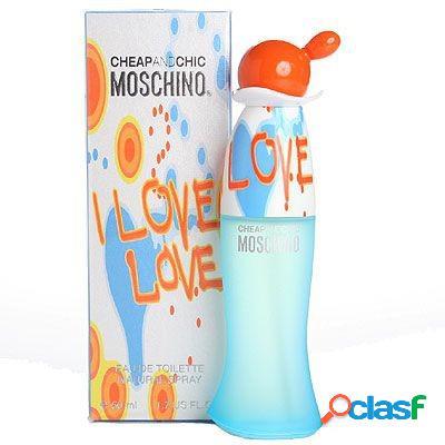MOSCHINO I Love Love Cheap & Chic Eau De Toilette 100ML