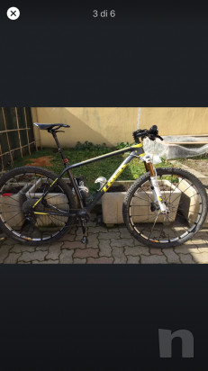 MTB TREK SUPERFLY CARBON