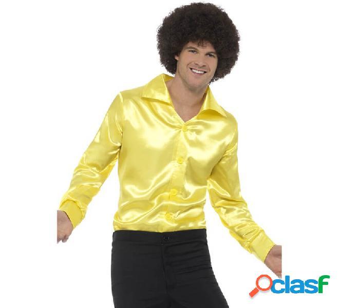 Maglia degli anni '60 - '70 gialla per gli uomini