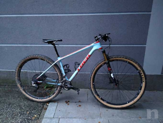 Mtb 29 front Trek superfly 9.9