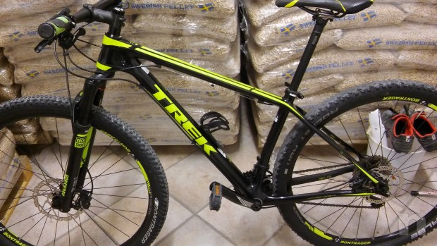 Mtb trek superfly 9.6 carbon.uta