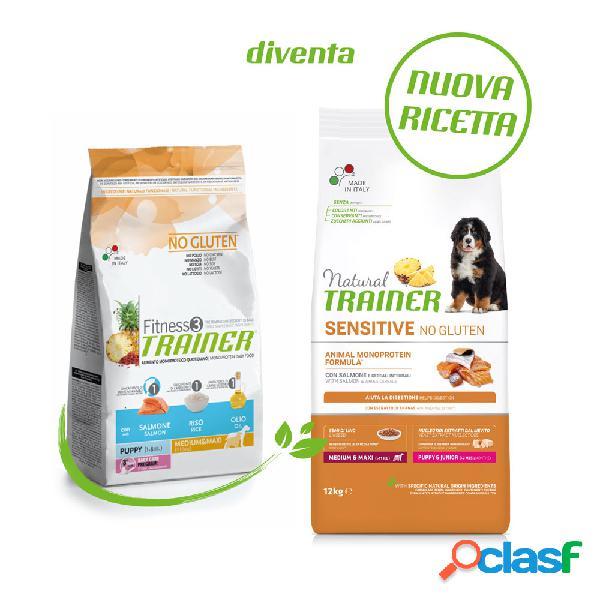 Natural Trainer Sensitive No Gluten Medium & Maxi Puppy &