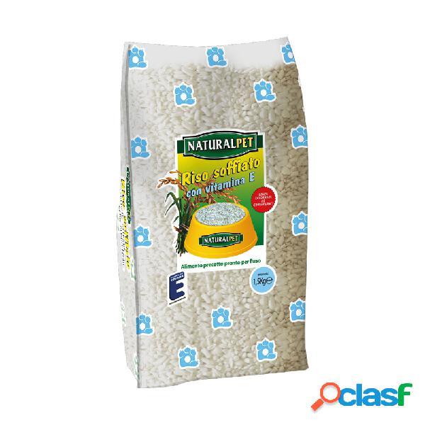 Naturalpet riso e vitE 1,5 Kg