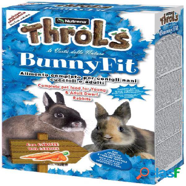 Nutrena throls bunnyfit coniglio pellet gr 900 - alimento