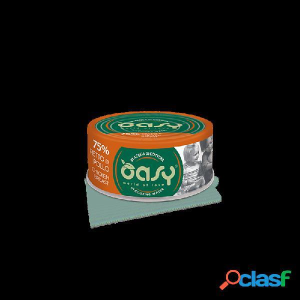 Oasy - Oasy More Love Lattine Per Gatti 12x70 Gr Tonno