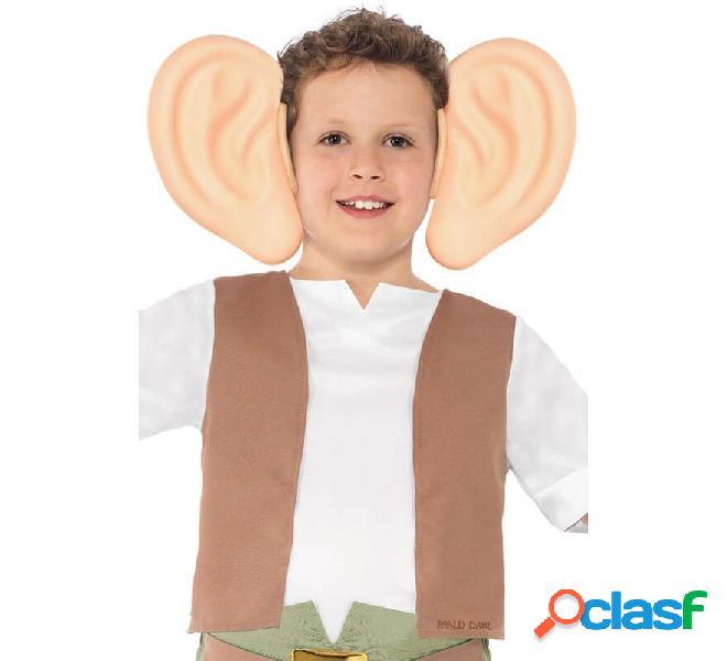 Orecchie Il grande gigante Buono de Roald Dahl per bambini