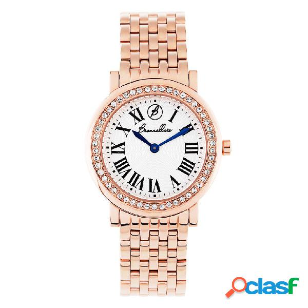 Orologio Donna Indici Vintage | ROSE TONE / ONE SIZE -