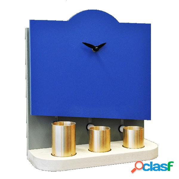 Orologio da Parete, da appoggio Trio Beels 28x12xh33 cm