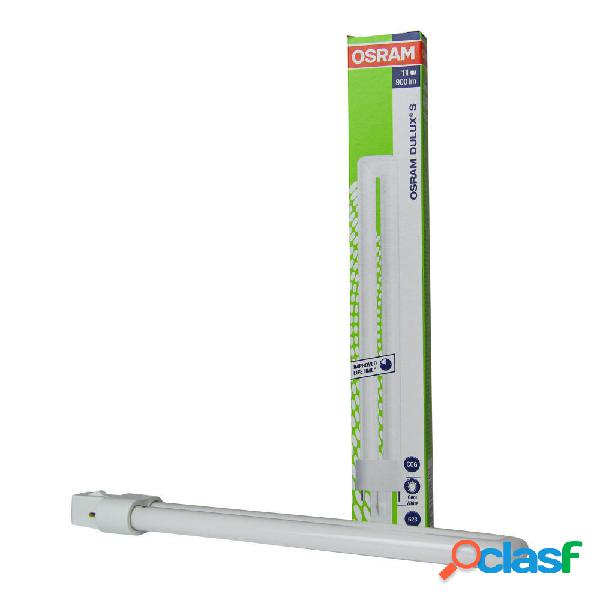 Osram Dulux S 11W 840 | Bianco Freddo - 2-Pin