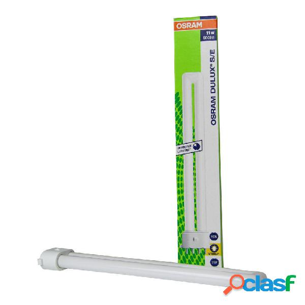 Osram Dulux S/E 11W 827 | Bianco Molto Caldo - 4-Pin