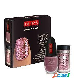 PUPA Nail Art Mania Party Queen - 03 Pink Party