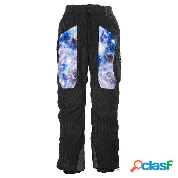 Pantalone sci Energiapura Velvet (Colore: nero, Taglia: XL)