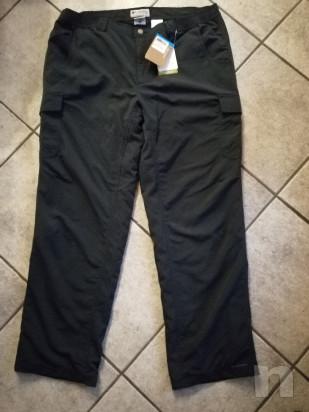 Pantaloni montagna Columbia switchback nuovi XL