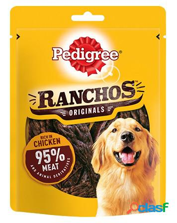 Pedigree ranchos snack per cani gr 70 pollo