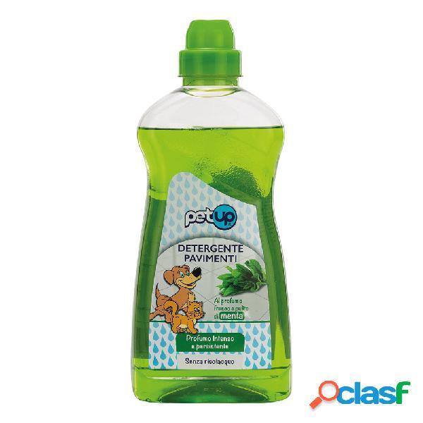 Petup Detergente Pavimenti Menta 750 ml.