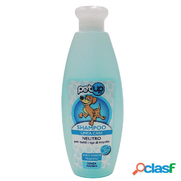 Petup Shampoo naturali neutro 250 ml