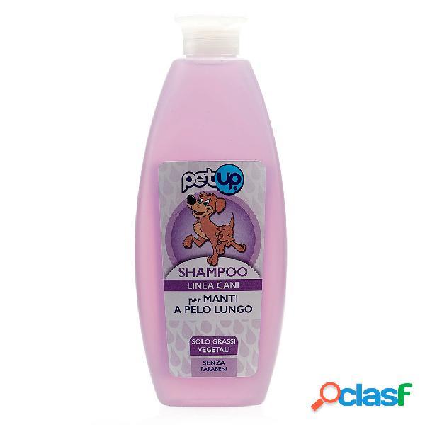 Petup Shampoo pelo lungo 250 ml