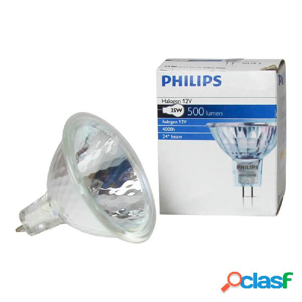 Philips Brilliantline Dichroic 35W GU5.3 12V MR16 24D -