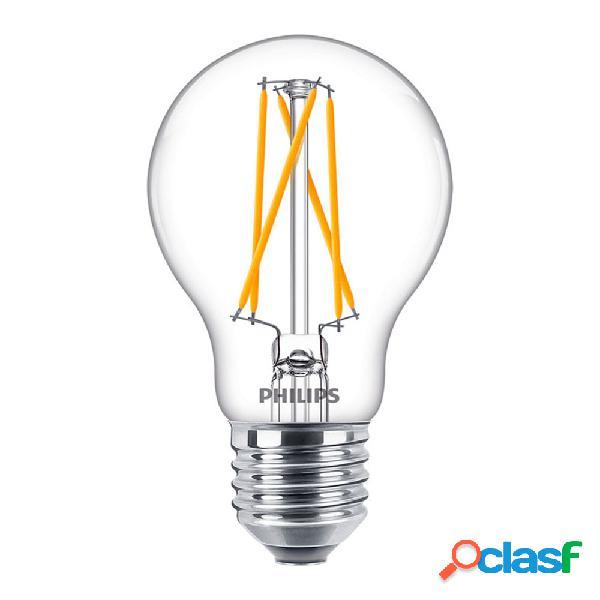 Philips Classic LEDbulb E27 A60 6.7W 827 Filamento | DimTone