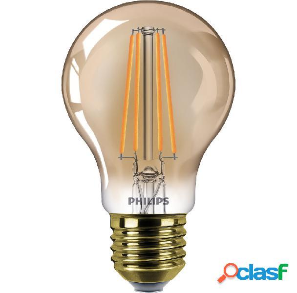 Philips Classic LEDbulb E27 A60 8W 822 Oro | Dimmerabile -