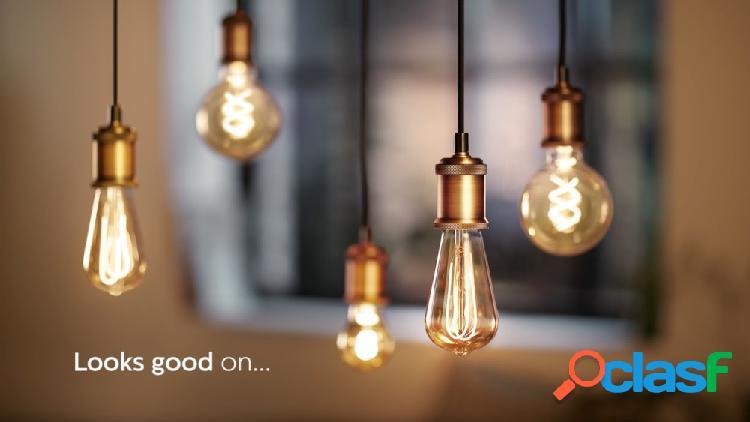 Philips Classic LEDbulb Vintage E27 A60 2.3W 820 Oro |