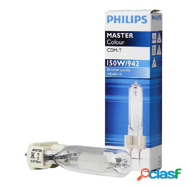 Philips MASTERColour CDM-T 150W 942 G12 | Bianco Freddo