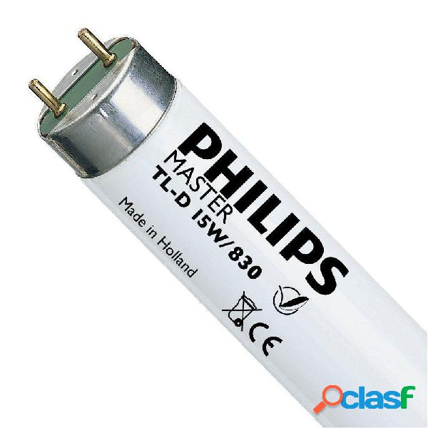 Philips TL-D 15W 830 Super 80 (MASTER) | 44cm - Luce Calda