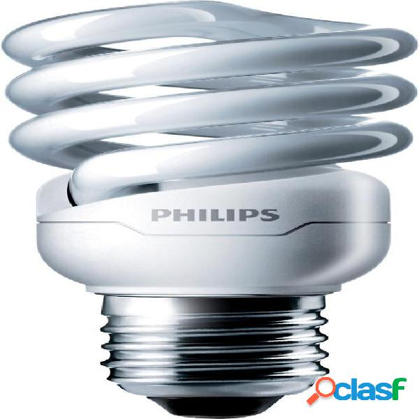 Philips Tornado T2 Spiral 12W 827 E27 | Bianco Molto Caldo