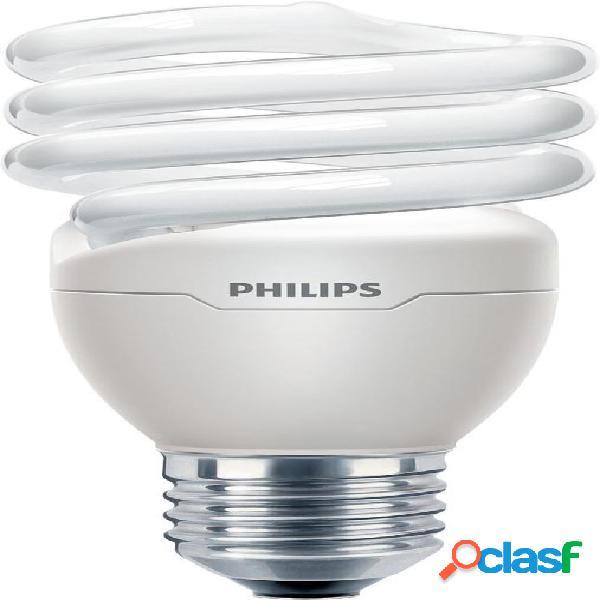 Philips Tornado T2 Spiral 20W 827 E27 | Bianco Molto Caldo