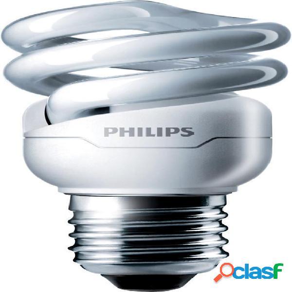 Philips Tornado T2 Spiral 8W 827 E27   Bianco Molto Caldo
